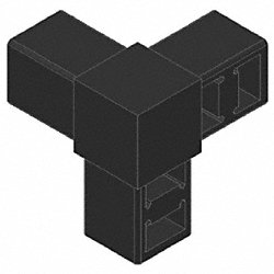 Corner Connector, 3-Way, Series 13