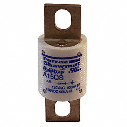 Semiconductor Fuse, 250 Amps, 150V, A15QS