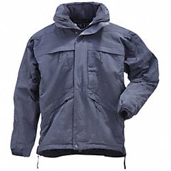 3 in 1 Parka, Dark Navy, 2XL