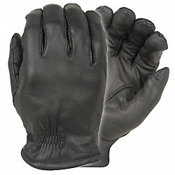 Law Enforcement Glove, L, Black, PR