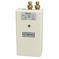 Electric Tankless Water Heater, 120V