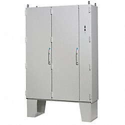 Enclosure, Floormount Disconnect, NEMA 12