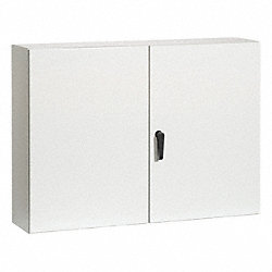 Enclosure, Two-Door Wallmount, NEMA 12