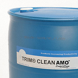 Cleaner, Size 54 gal., Drum, Strong Amine
