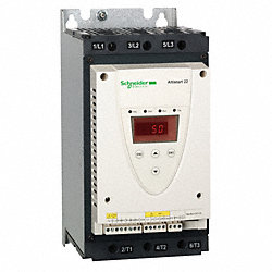 Soft Start, 208-600VAC, 88Amp, 3 Phase