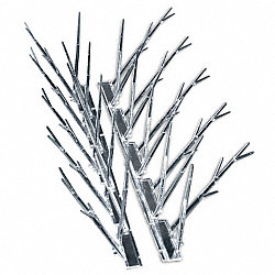 Bird Repellant Spikes, Pk 10