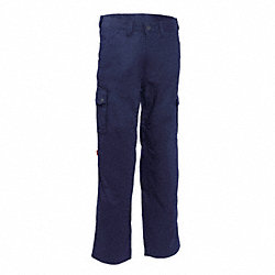 Uniform  Work Pant, Navy, Size 30x30 In