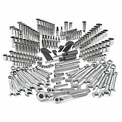 Mechanics Tool Set, 255 Pc