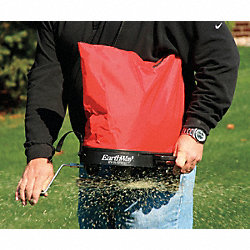 Handheld Broadcast Spreader, 25 lb, 1 Hole