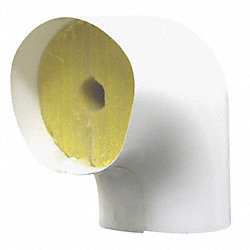 Pipe Fitting Insulation, Elbow, 1-3/8In ID