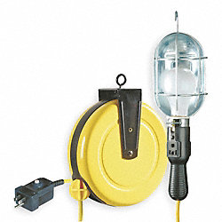Cord Reel Light, 7 A
