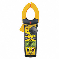 Digital Clamp On Ammeter, 660A