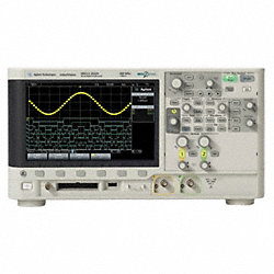 Oscilloscope, 2+8-channel, 100 MHz