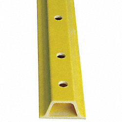Sign Post, Composite, 8 ft. L, 2 In. W