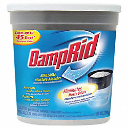 Dessicant Refill, Pail, Protected 250sq ft
