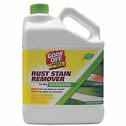 Rust Remover, 1 gal., Bottle