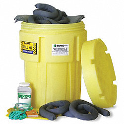 Spill Kit, Can, 41 gal., Universal