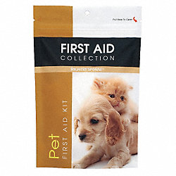 First Aid Kit, Pet Zip Bag