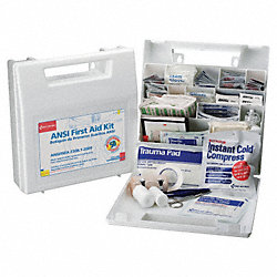 First Aid Kit, People Served 50