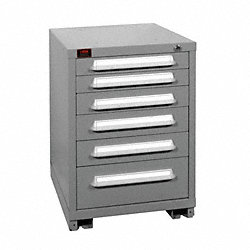 Modular Cabinet, 6 Drawer, 108Compartments