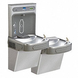 Bottle Filling Station, Bi-level, 8GPH, ADA
