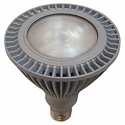 LED Floodlight, PAR38, 3000K, Warm