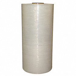 Stretch Wrap, Clear, 5000 ft.L, 20In W