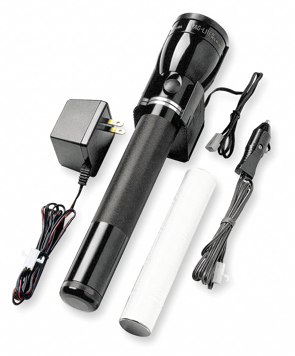 MAG-LITE Rechargeable Flashlight System, Halogen by Mag-Lite RE1019K at Sears.com