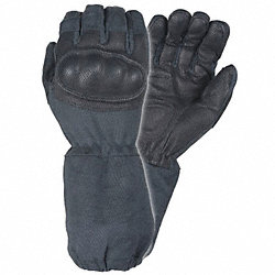 Military Glove, M, Black, PR
