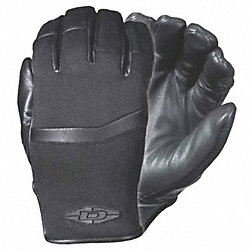 Cold Protection Gloves, 2XL, Black, PR