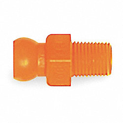 Connector, 1/8 In, Pk4