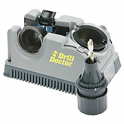 Drill Bit Sharpener, 115 To 140 Deg