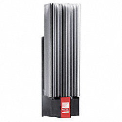 Radiant Enclosure Heater, 9 in. H