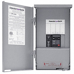 Spa Panel, GFCI Disconnect, 120/240V, 60A