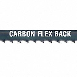 Band Saw Blade, Carbon Steel, 11 ft. L