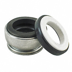 Seal Mechanical, Carbon-Viton