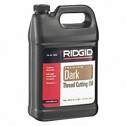 Thread Cutting Oil, Dark, 1 Gal