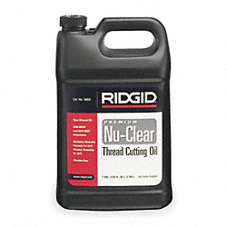 Thread Cutting Oil, Clear, 1 Gal