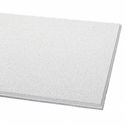 Ceiling Tile, 24 x 24 In, 5/8 In T, PK16