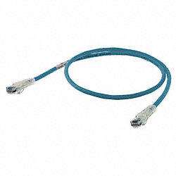Patch Cord, Cat5e, 15Ft, Blue