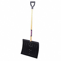 Snow Shovel, 15 x 18 In