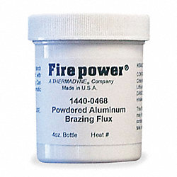 Brazing Flux, 4 Oz