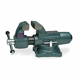 Bench Vise, Machinists, 4 1/2 In