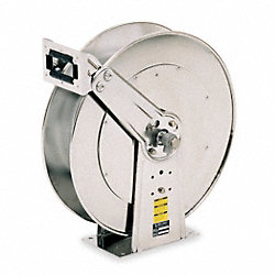 Hose Reel, SSl, Auto Retract, 3/4 In