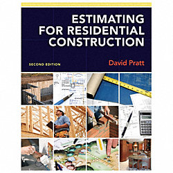 Estimating Residential Construction 2Ed