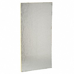 Duct  Insulation, 1In x 24In x 48In