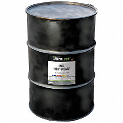 LMX Red Grease, Keg, 120 lb