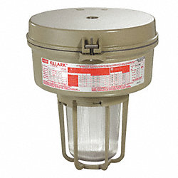 MH Light Fixture, With 2PDE4 And 2PDE7