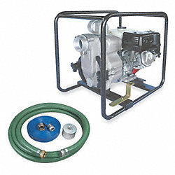 Engine Drive Pump Kit, 8 HP, Honda Engine