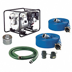 Engine Drive Pump Kit, 4.8HP, Honda Engine